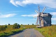 Еще одна ветряная мельница