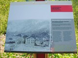 Плакаты с описанием рудника