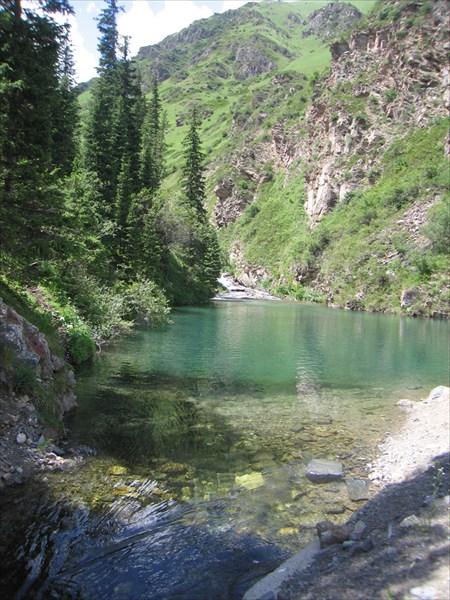 Ущелье Капчигай