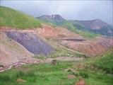 Угольные склоны Кара-Кичи