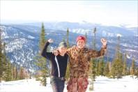 Поднебесные Зубья: лыжный поход