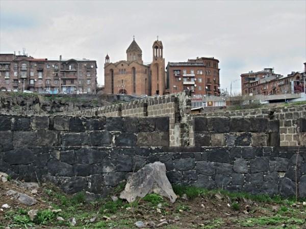 Церковь св.Саркиса в Разданском ущелье