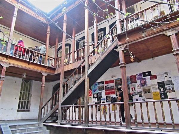 Старый дворик.