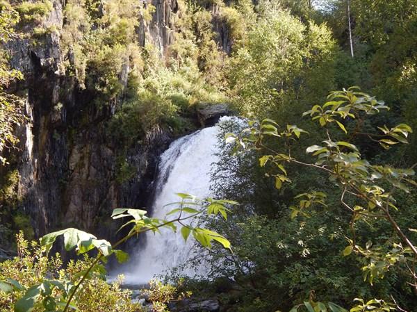 Водопад Корбу