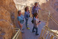 Мертвое море. Масада