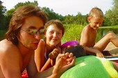 Антон и дети