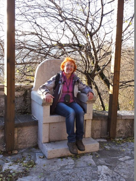 Каменный трон