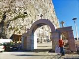 Ворота Верхнего монастыря