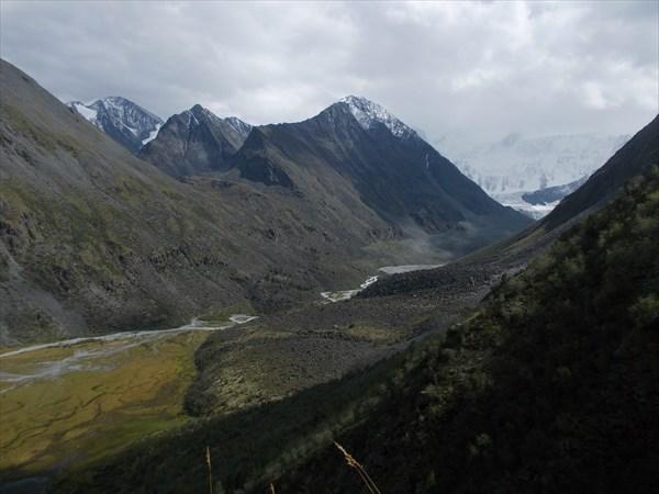 Виды из долины семи озер