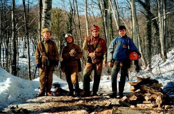Воронцовка. Зима 2000 (новичковый). ком. Лавров