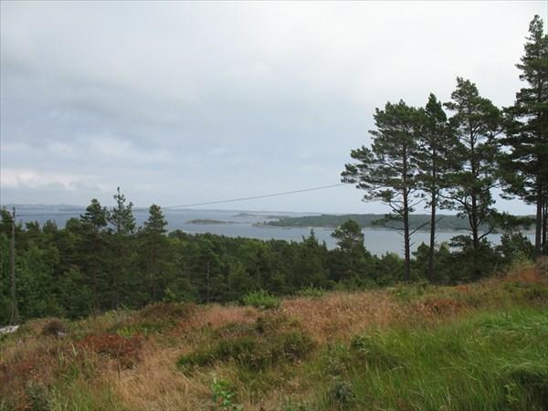 Южные фьорды Норвегии