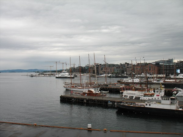 Порт г. Осло