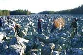 `Каменная река` Курумы