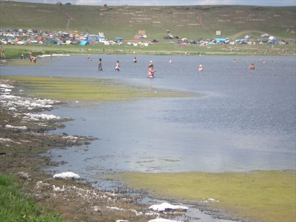 Озеро Тус
