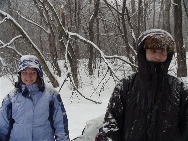 Киндерлинская - Урал. Зима 2007, рук. Титов