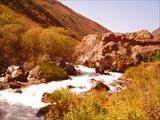 Река Узун Каргалы