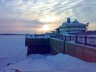 Ханты-Мансийск, или Здравствуй, зима!