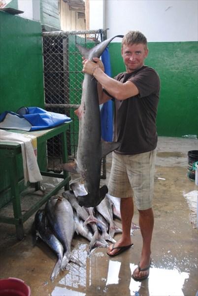 Рыбный рынок Атакамас