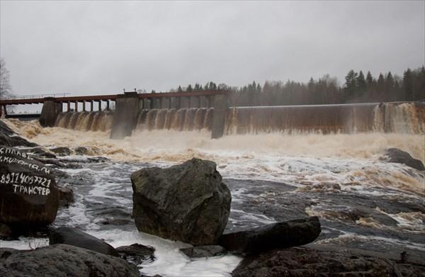 Влотина ГЭС Ингойла