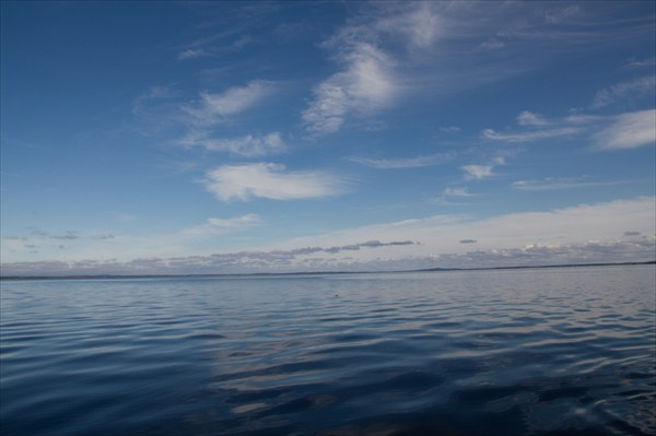 Широко озеро Шотозеро