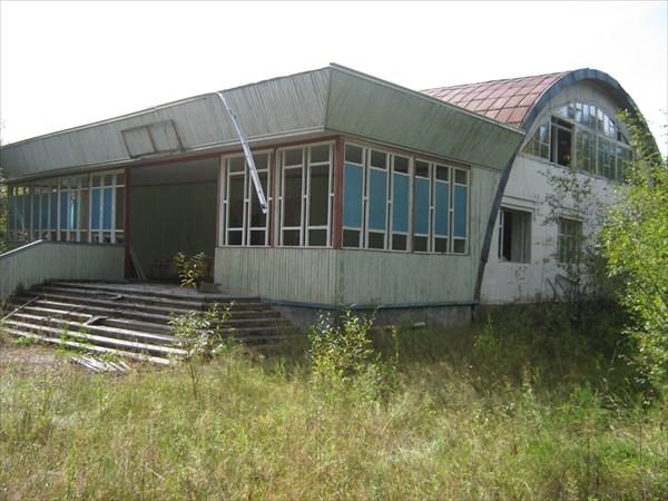 Торго спортзал