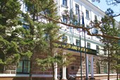 Отель `Гранд Парк Есиль`