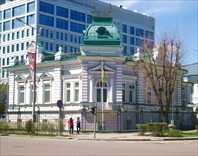 Дом В.Кубрина