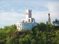 Хабаровск.Памятник Муравьеву-Амурскому