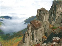 хребет Дуссе-Алинь.Дальний Восток