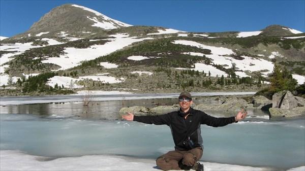 Озеро на Проездной Мульте
