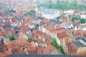 Вид на Брюгге