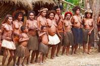 Папуасские женщины