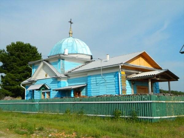 Свято-Покровский храм, построен в 1847г