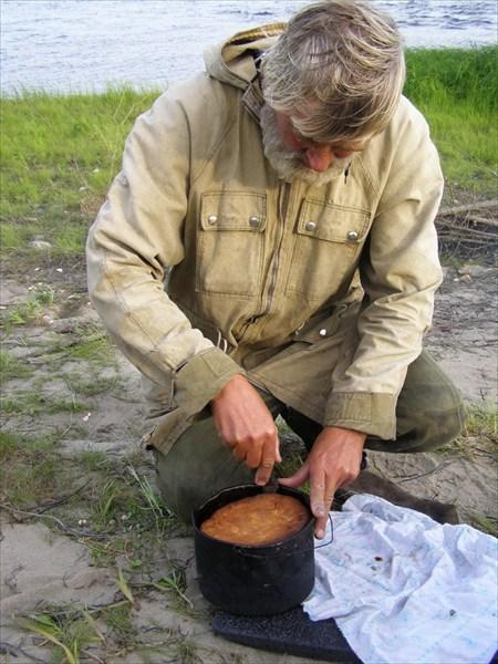 Достать готовый хлеб - привилегия капитана
