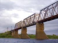 Мост в Абези
