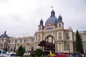 Вокзал Львова