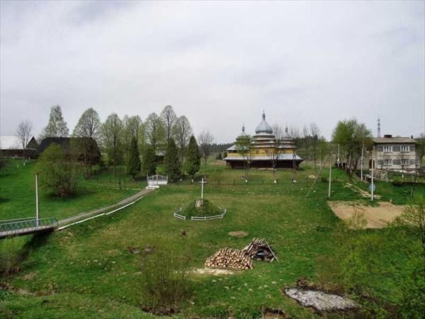 Церковь в селе Тухолька