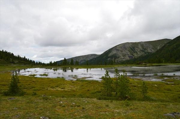 Чертово озеро