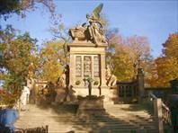 Вышеградское кладбище-Вышеградское кладбище