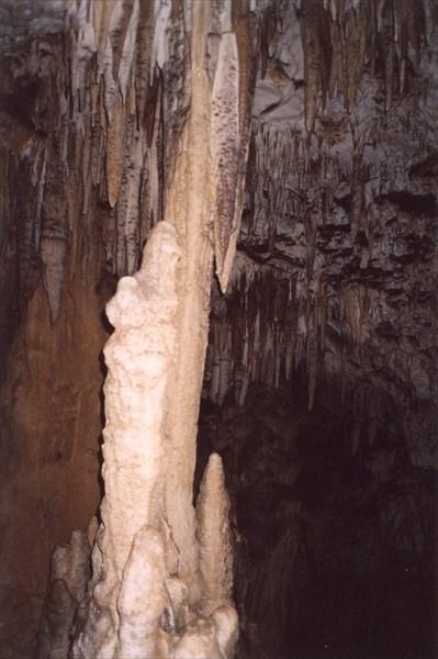 Пещера Нежная, Адыгея
