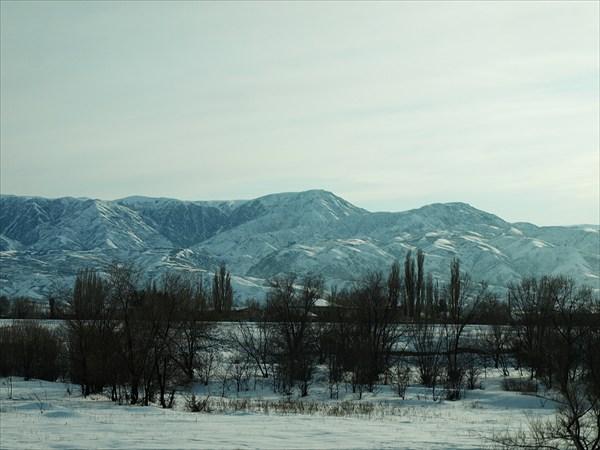 Казахстан зимний