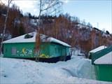 Пионерский лагерь недалеко от Медеу