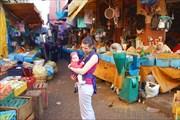 Гуляем по Медине в Касабланка