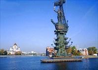 Petr-Памятник Петру I