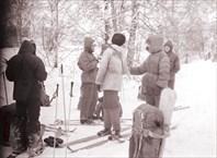 Лыжный поход Анивы