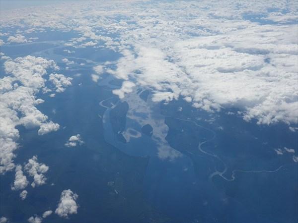Пролетаем над Амазонкой