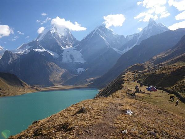 оз.Кархакоча (4200 м)