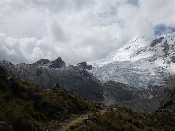 Высотный лагерь Ишинки (5000 м)