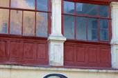 Роспись на стене дома возле Армянской церкви
