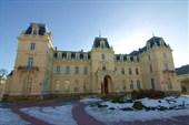 Замок Потоцких. Теперь - музей и картинная галерея